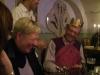 Dinner und die Sachsen-Koenig