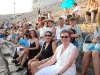 Aida coloseum and 40.degrees!