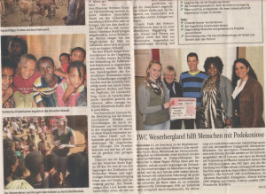 IWC Spende 2014 - Äthiopien
